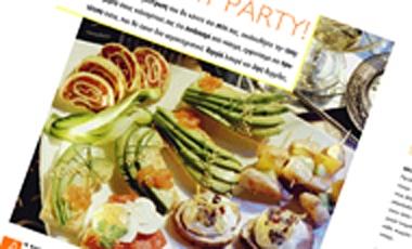 Aκολουθήστε την τάση LOW FAT PARTY! | vita.gr