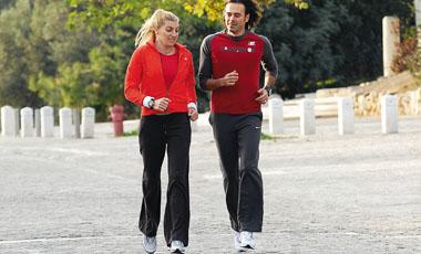 Γυμναστείτε παρέα στο μισό χρόνο | vita.gr