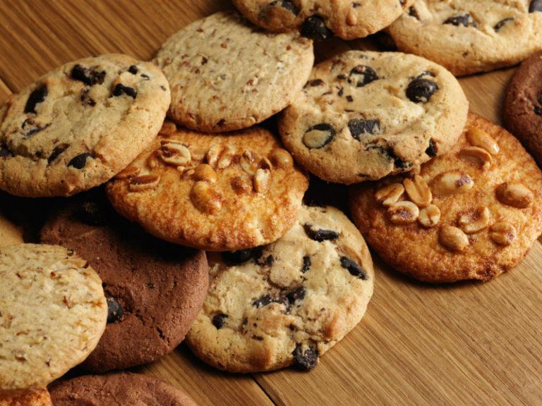Πόσο λίπος…κρύβεται σε ένα μπισκότο;   vita.gr