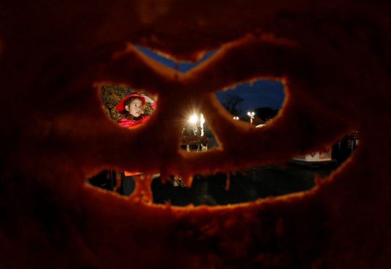 Χάλογουιν με κολοκύθες και τρομακτικές φορεσιές στις 31 Οκτωβρίου | vita.gr