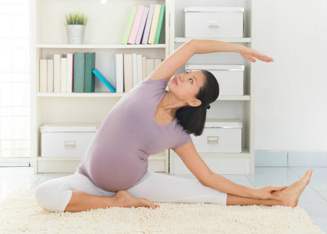 Η εγκυμοσύνη και τα οφέλη της άσκησης | vita.gr