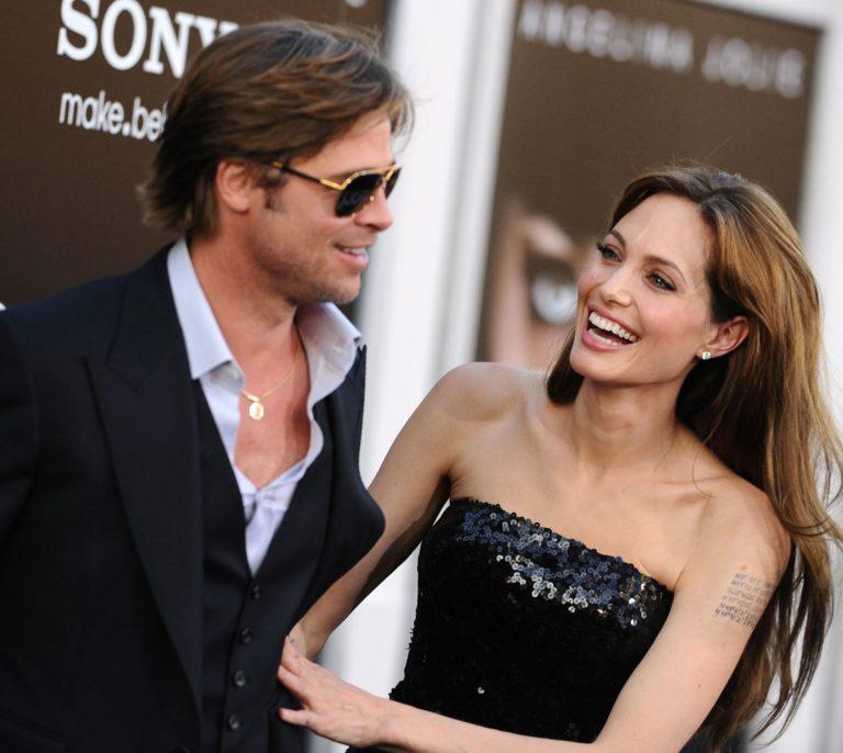 To γράμμα του Brad στην Angelina | vita.gr