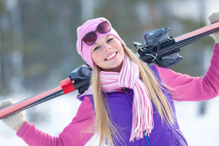 Το σκι μας φέρνει πιο κοντά στην ευτυχία! | vita.gr