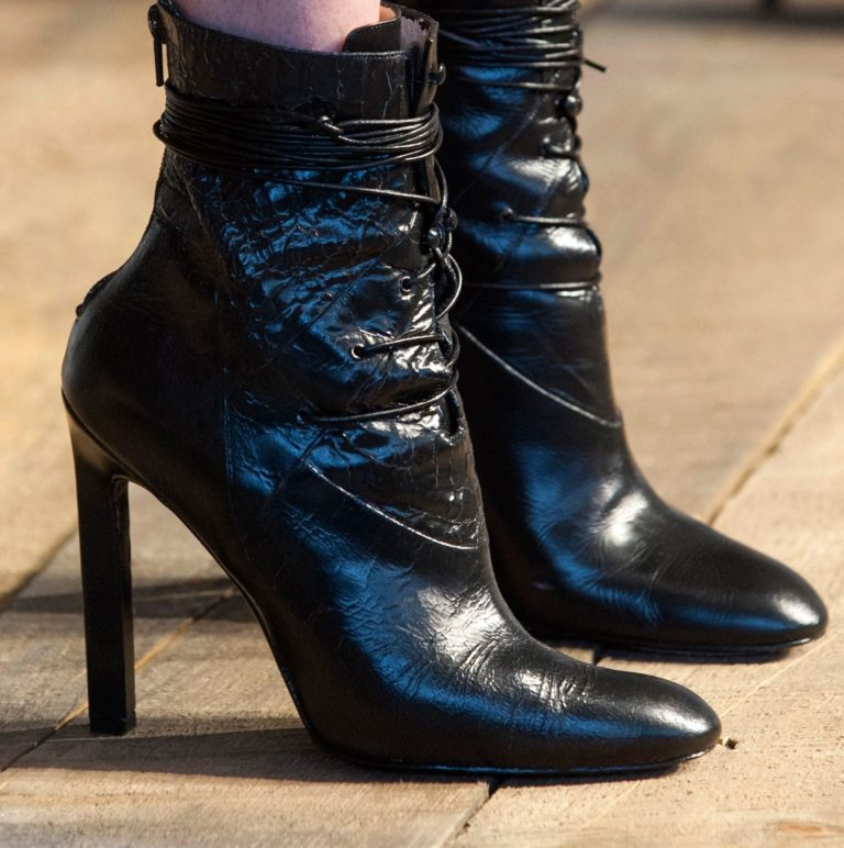 Booties: το παπούτσι του χειμώνα | vita.gr