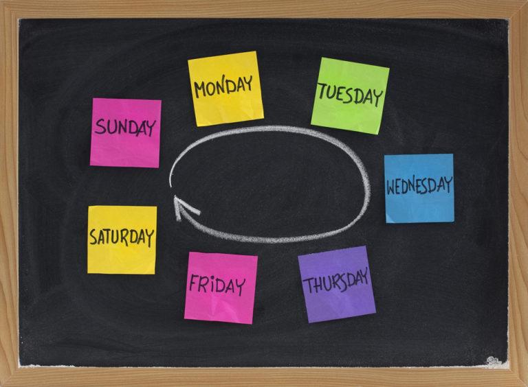 Παχαίνουμε το Σαββατοκύριακο, αδυνατίζουμε τις καθημερινές | vita.gr