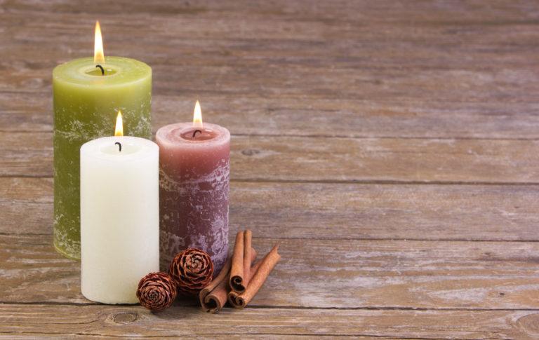 Πώς να διατηρήσω περισσότερο τα διακοσμητικά κεριά; | vita.gr