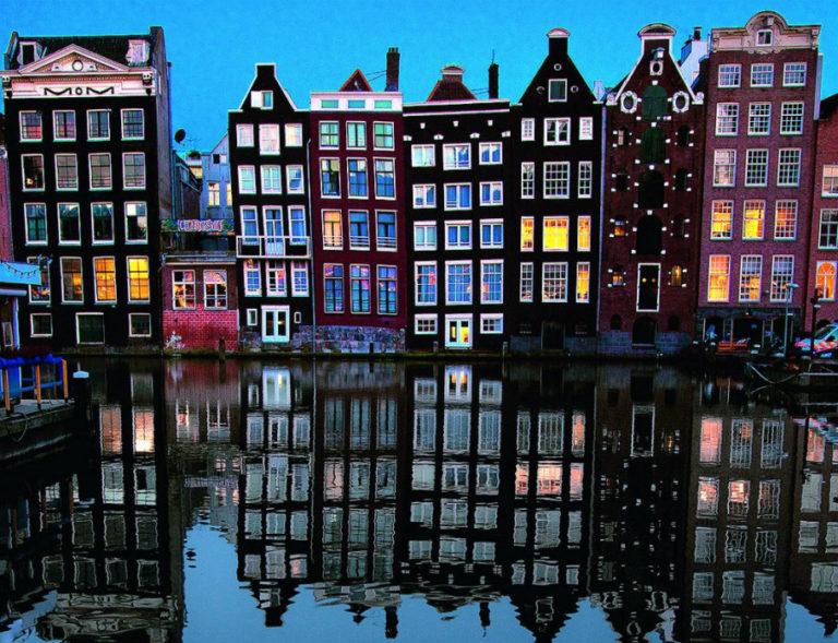 Βουλιάζει το Άμστερνταμ; | vita.gr