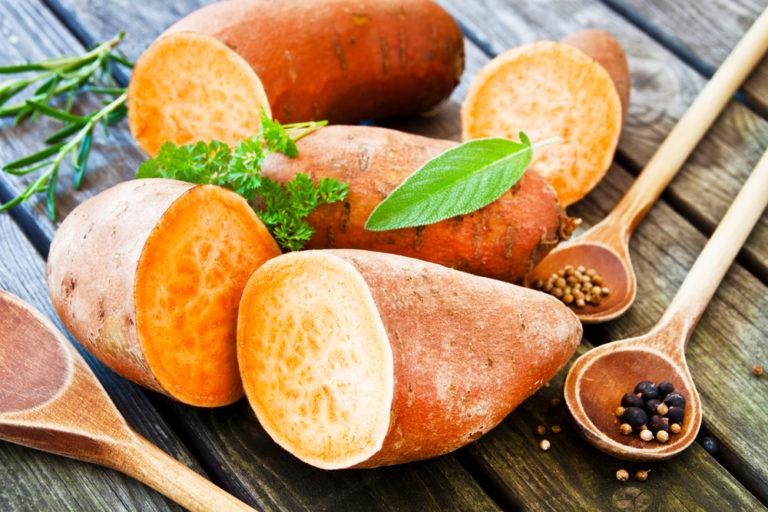 Γλυκοπατάτα κατά του καρκίνου του μαστού | vita.gr