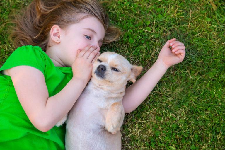 Πόσο σημαντικά είναι τα κατοικίδια στη ζωή των παιδιών | vita.gr