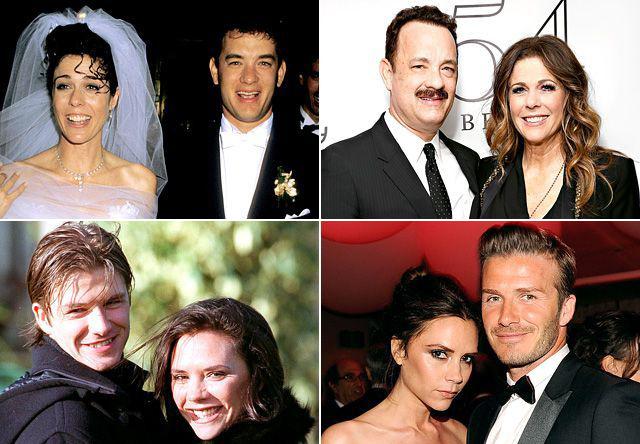 Διάσημα ζευγάρια τότε & τώρα | vita.gr
