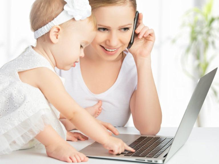 Καλύτερες στη δουλειά οι μαμάδες; | vita.gr