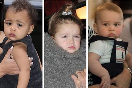 Δείτε το πιο μοδάτο διάσημο μωρό | vita.gr