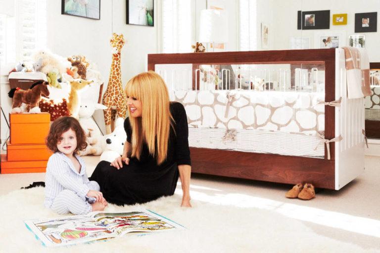 Τα δωμάτια των διάσημων μωρών | vita.gr