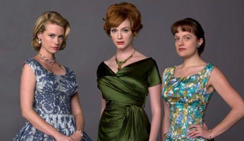 Θηλυκά φορέματα με στιλ ρετρό | vita.gr