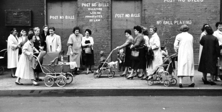 Η μητρότητα μισό αιώνα πριν | vita.gr
