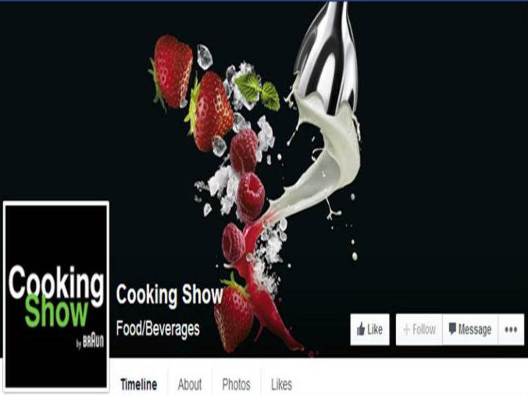 'Cooking Show': Από τα καταστήματα τώρα και στο Facebook | vita.gr