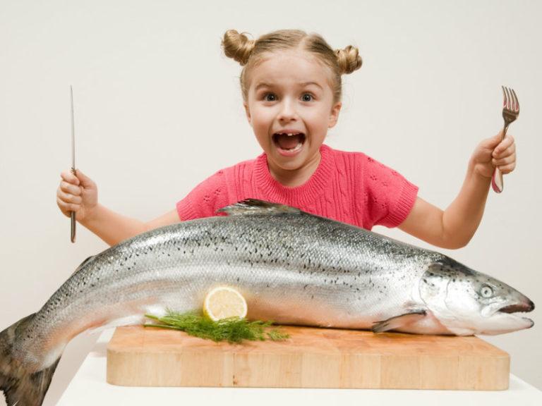 Περισσότερο ψάρι, περισσότερη φαιά ουσία | vita.gr