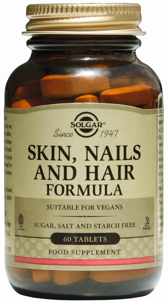 Skin, Nails and Hair της Solgar | vita.gr