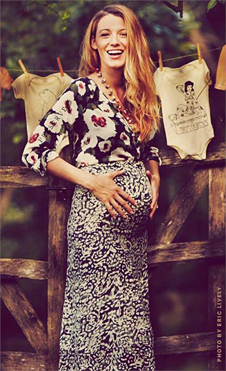 Στο baby shower της Μπλέικ Λάιβλι | vita.gr