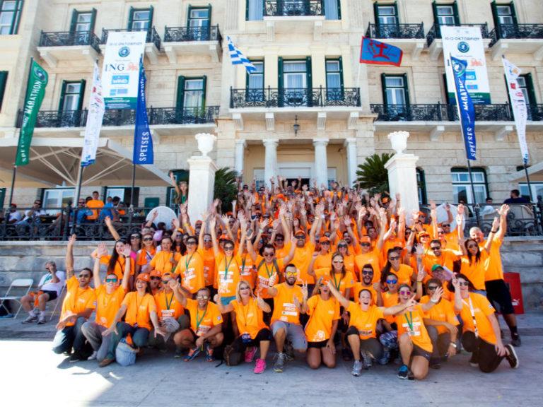 Η ΙΝG Ελλάδος Χρυσός Χορηγός στο Spetses mini Marathon 2014 | vita.gr