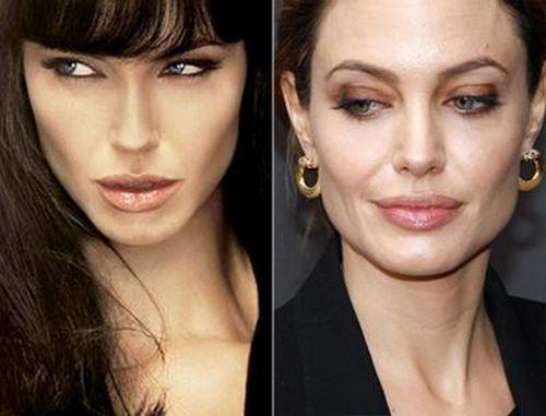 Σταρ πριν & μετά το photoshop | vita.gr