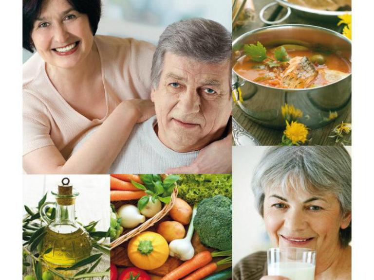 Ημερίδα παρουσίασης Εθνικού Διατροφικού οδηγού για άτομα ηλικίας 65 ετών και άνω | vita.gr