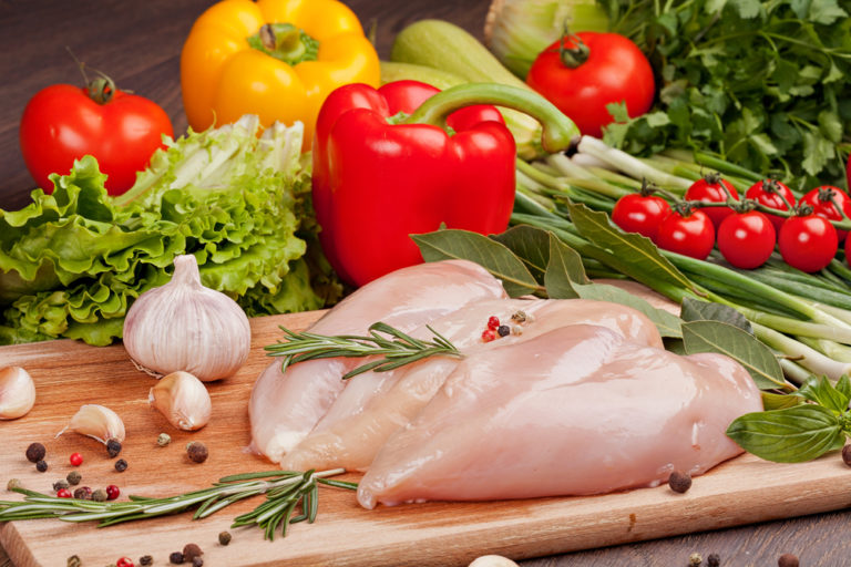 Λιγότερα μικρόβια στο κατεψυγμένο κοτόπουλο | vita.gr