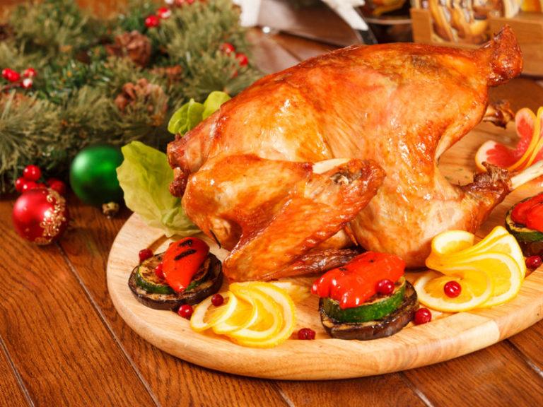 Γιορτινή γεμιστή γαλοπούλα | vita.gr