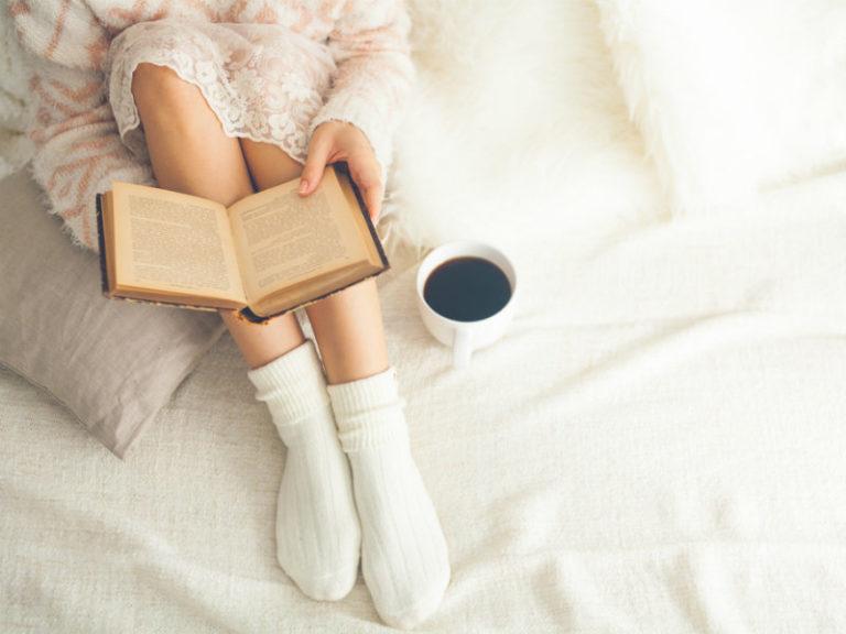 Διαβάζετε στο κρεβάτι;   vita.gr