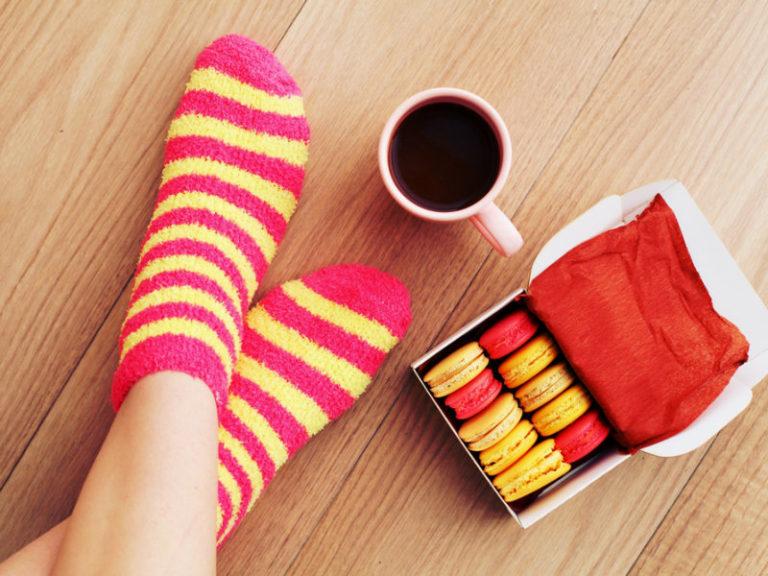 Κρύα πόδια; Ευάλωτοι σε ιώσεις | vita.gr