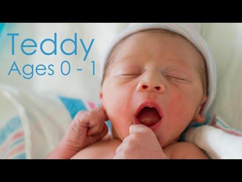 Video: Ο 1ος χρόνος του σε χαμόγελα | vita.gr