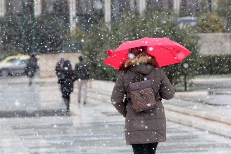 Επιδείνωση του καιρού με χιόνια και στην Αττική από την ερχόμενη εβδομάδα | vita.gr