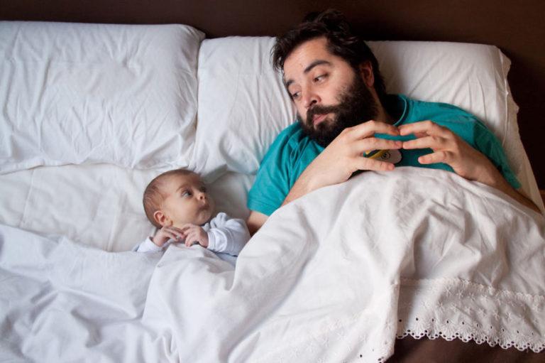 Εικόνες: Μπαμπάς και γιος! | vita.gr