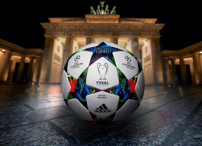 Το UEFA Champions League αρχίζει ξανά με την adidas Finale Berlin | vita.gr
