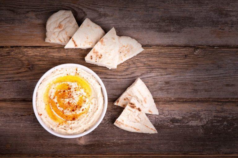 Πώς να φτιάξω σπιτικές αραβικές πίτες; | vita.gr