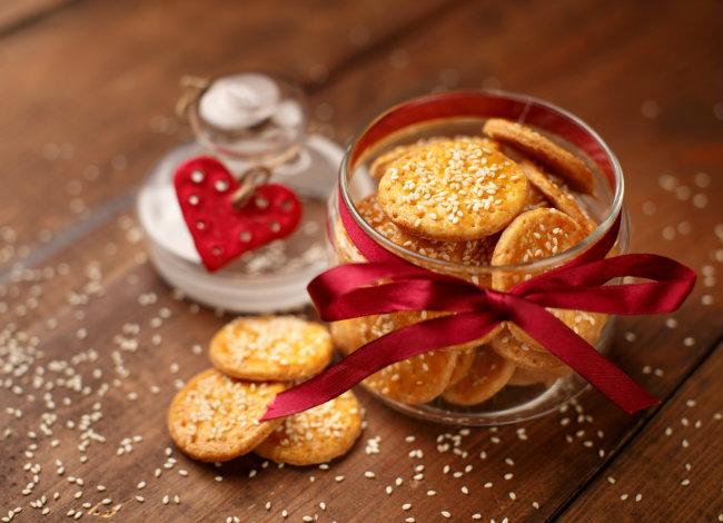 Αλμυρά μπισκότα με τυρί | vita.gr