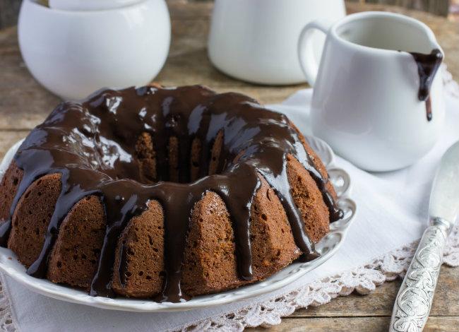 Νηστίσιμο κέικ με κακάο | vita.gr