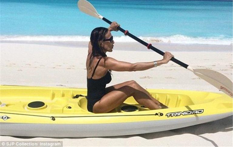 Η Σάρα Τζέσικα με μαγιό! | vita.gr