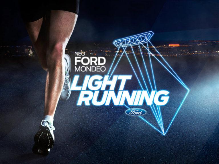 Το νέο Ford Mondeo φωτίζει το δρόμο στο  1ο FORD MONDEO Light Running Event | vita.gr