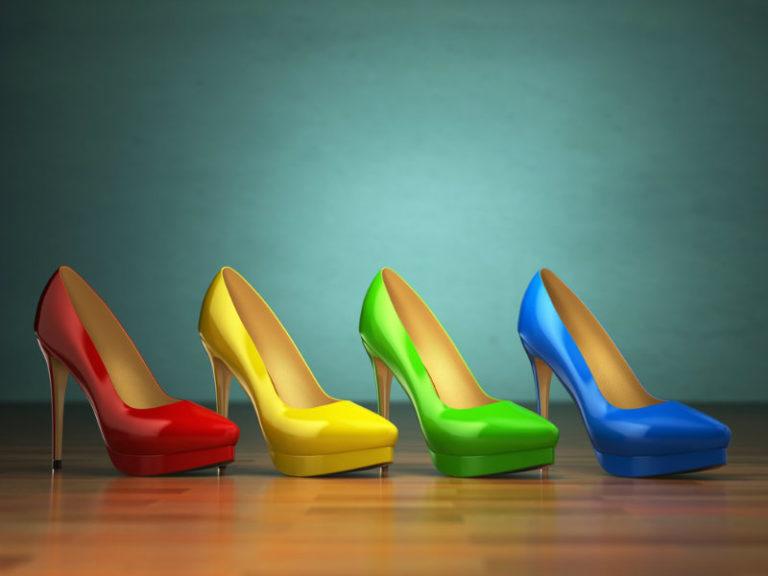 Trendy shoes… Aνάλυσέ το! | vita.gr