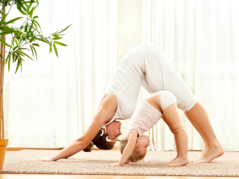 Yoga Family | vita.gr
