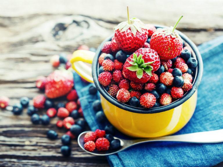 Η δίαιτα των μούρων | vita.gr