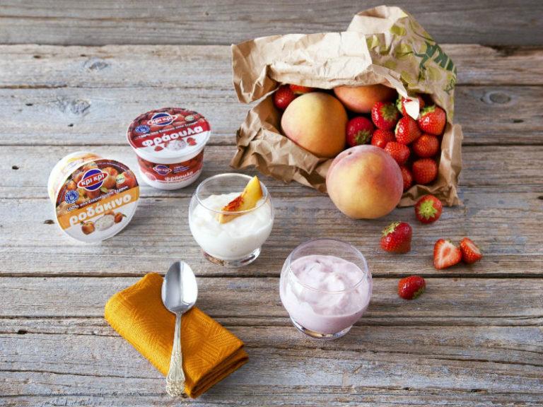 Μοναδική απόλαυση με γιαούρτια Κρι Κρι | vita.gr