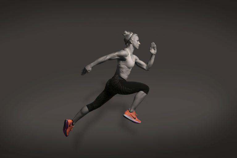 Η αθλήτρια που βάζει στοίχημα με τον εαυτό της και το κερδίζει | vita.gr