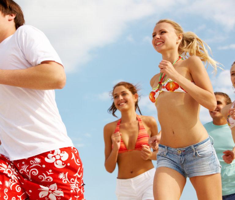 Καθημερινή γυμναστική για τις έφηβες   vita.gr
