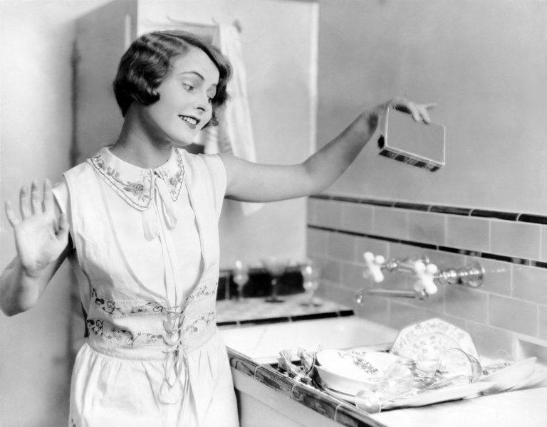 Έχετε άγχος; Πλύντε τα πιάτα   vita.gr
