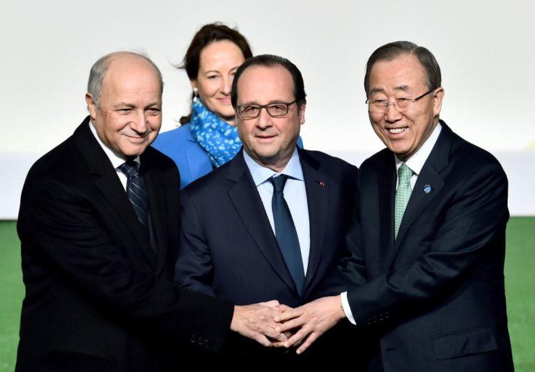 Ξεκίνησε στο Παρίσι η Διάσκεψη για το Κλίμα με συμμετοχή 150 ηγετών | vita.gr