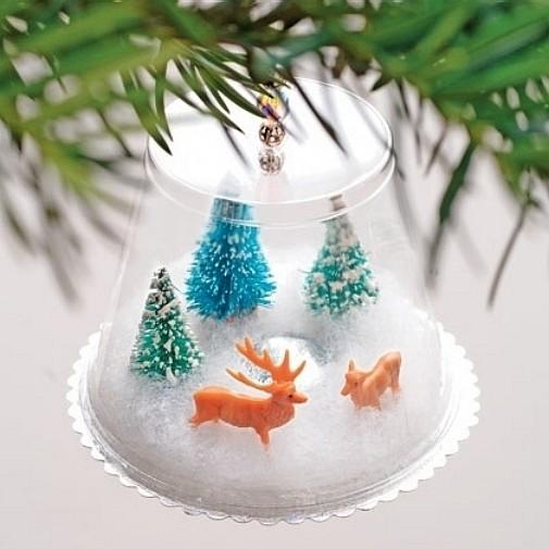 20 DIY χριστουγεννιάτικα στολίδια | vita.gr