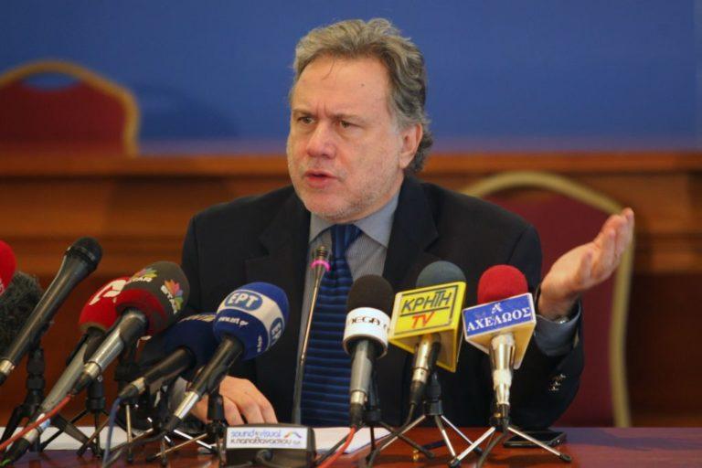 Κατρούγκαλος: «Φταίει το PSI και το μνημόνιο για το νέο Ασφαλιστικό» | vita.gr