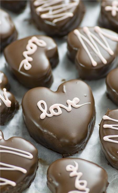 Υπέροχα σοκολατάκια για τον Άγιο Βαλεντίνο | vita.gr